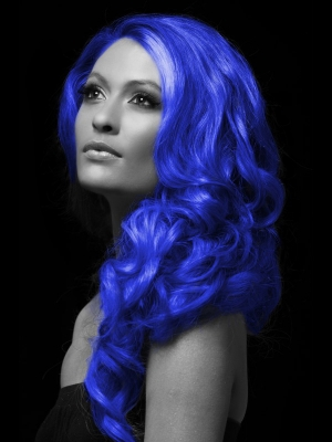 Cпрей для волос, синий, 125 мл