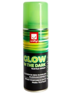 Светящийся в темноте спрей для ткани, 125 мл