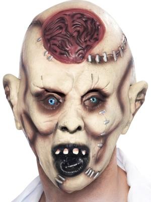 Autopsijas zombija maska, lateksa