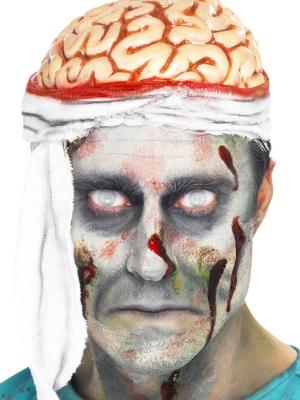 Шапка со вскрытым мозгом