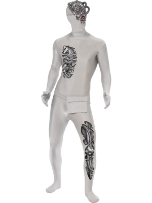 Robotic Second Skin Costume