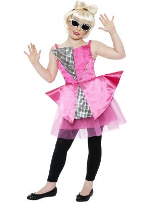 Mini Dance Diva Costume