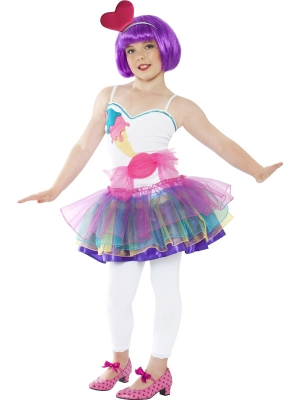 Mini Candy Girl Costume