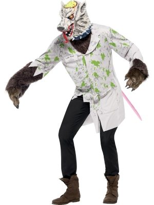 Experiment Lab Rat Costume with mask