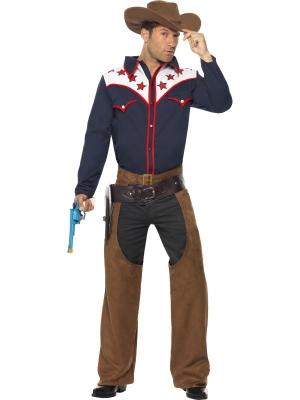 Rodeo kovboja kostīms