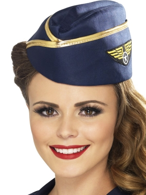 Air Hostess Hat