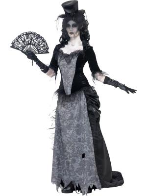 Melnās atraitnes kostīms