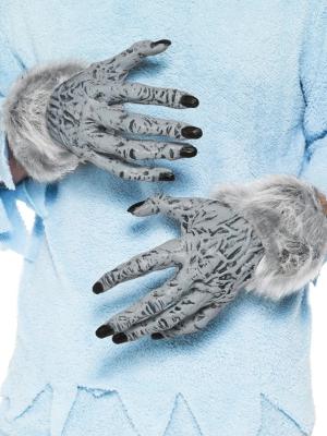 Перчатки волка оборотня