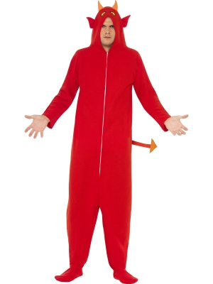 Devil Costume with Hood