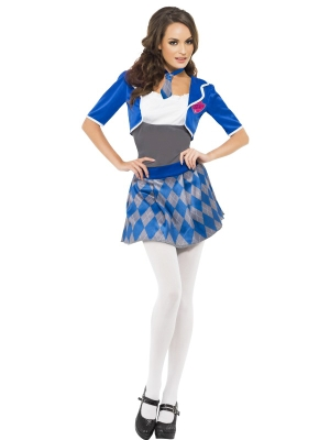 Fever Naughty Schoolgirl Costume