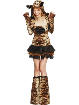 Fever Tiger Costume