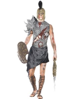 Zombija gladiatora kostīms