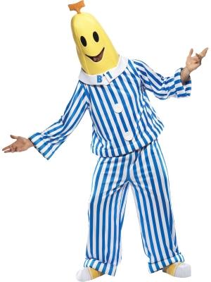 Костюм бананов в пижамах