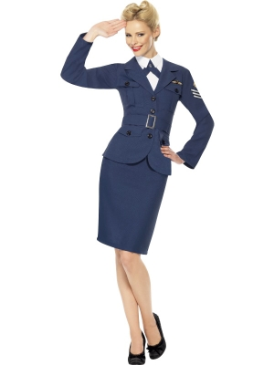 Костюм капитана ВВС