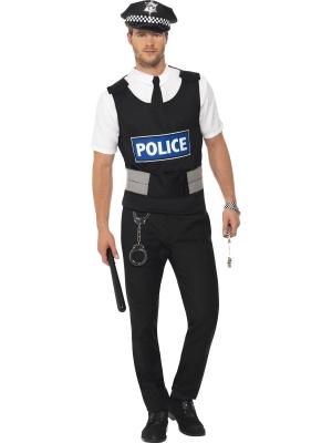 Policista aksesuāru komplekts