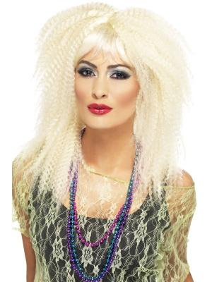 Гофрированый парик