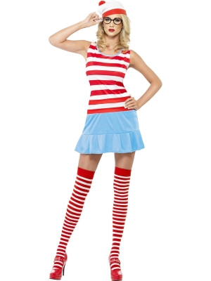 Where`s Wenda? Cutie Costume