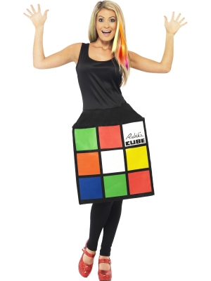 Kubika Rubika kostīms