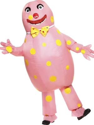 Mr Blobby kostīms