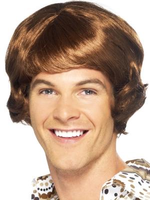 Disco Mullet Wig