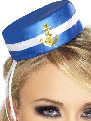 Sailor Mini Hat