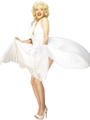 Платье Мэрилин Монро