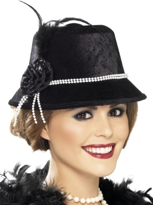 20-to gadu stila cepure