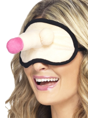 Plush Willy Eyemask
