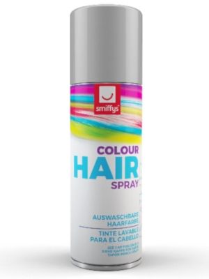 Hair Spray, silver 125 ml