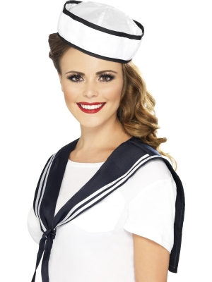 Sailor Instant Kit, With Scarf and Hat