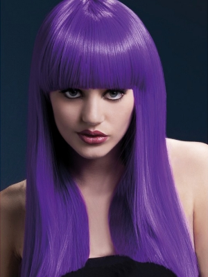 Alexia Wig, Purple