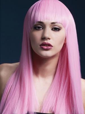 Parūka Aleksija, gaiši rozā