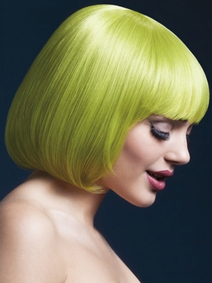 Parūka Mia,  zaļa
