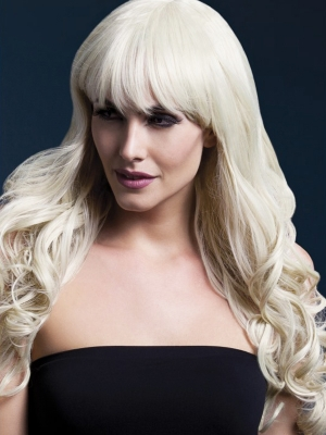 Parūka Izabella, blonda