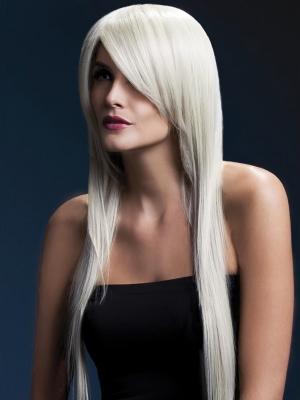 Parūka Ambera, blonda, 71 cm