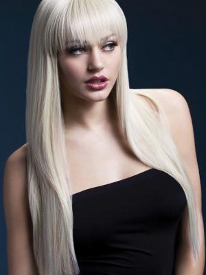 Parūka Džesika, blonda, 66 cm