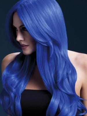Khloe Wig, Neon Blue