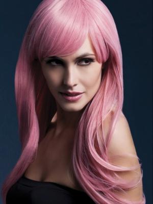 Sienna Wig, Pink