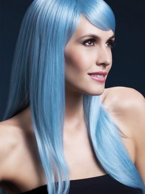 Parūka Sīna, zila