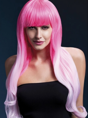 Emily Wig, Two Tone Pink