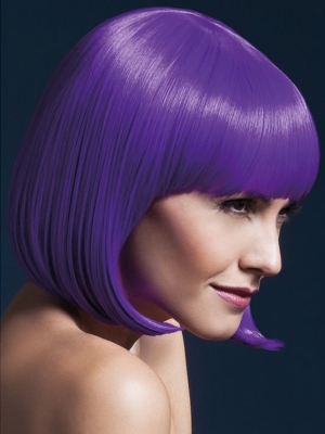 Parūka Elisa, violeta