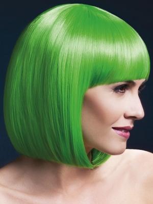 Elise Wig, Neon Green