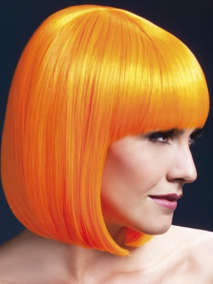 Elise Wig, Neon Orange