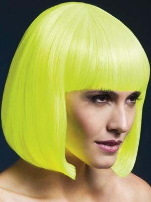 Parūka Elisa, neona dzeltena