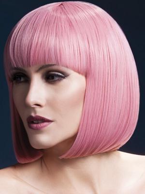 Parūka Elisa, rozā