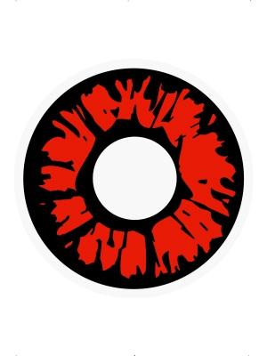 Lēcas, sarkanais sprādziens