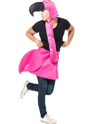 Flamingo kostīms (sieviešu / vīriešu)