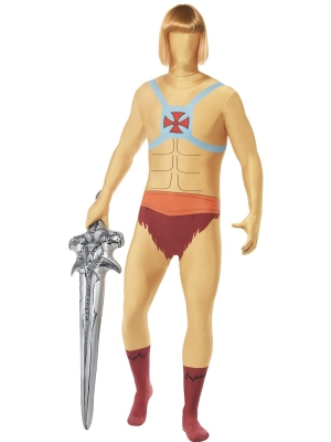 He-Man Second Skin