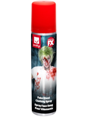 Fake Blood Clothing Spray, 75ml