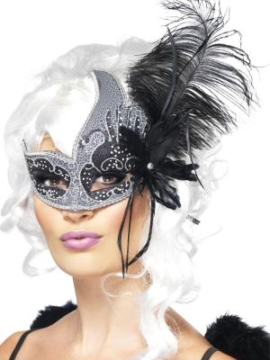 Tumša enģeļa acu maska